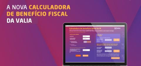 Calculadora de Benefício Fiscal
